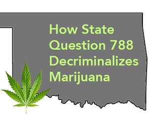 How SQ788 Decriminalizes Marijuana