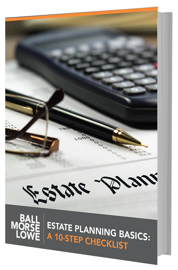 Estate Planning Basics: A 10-Step Guide
