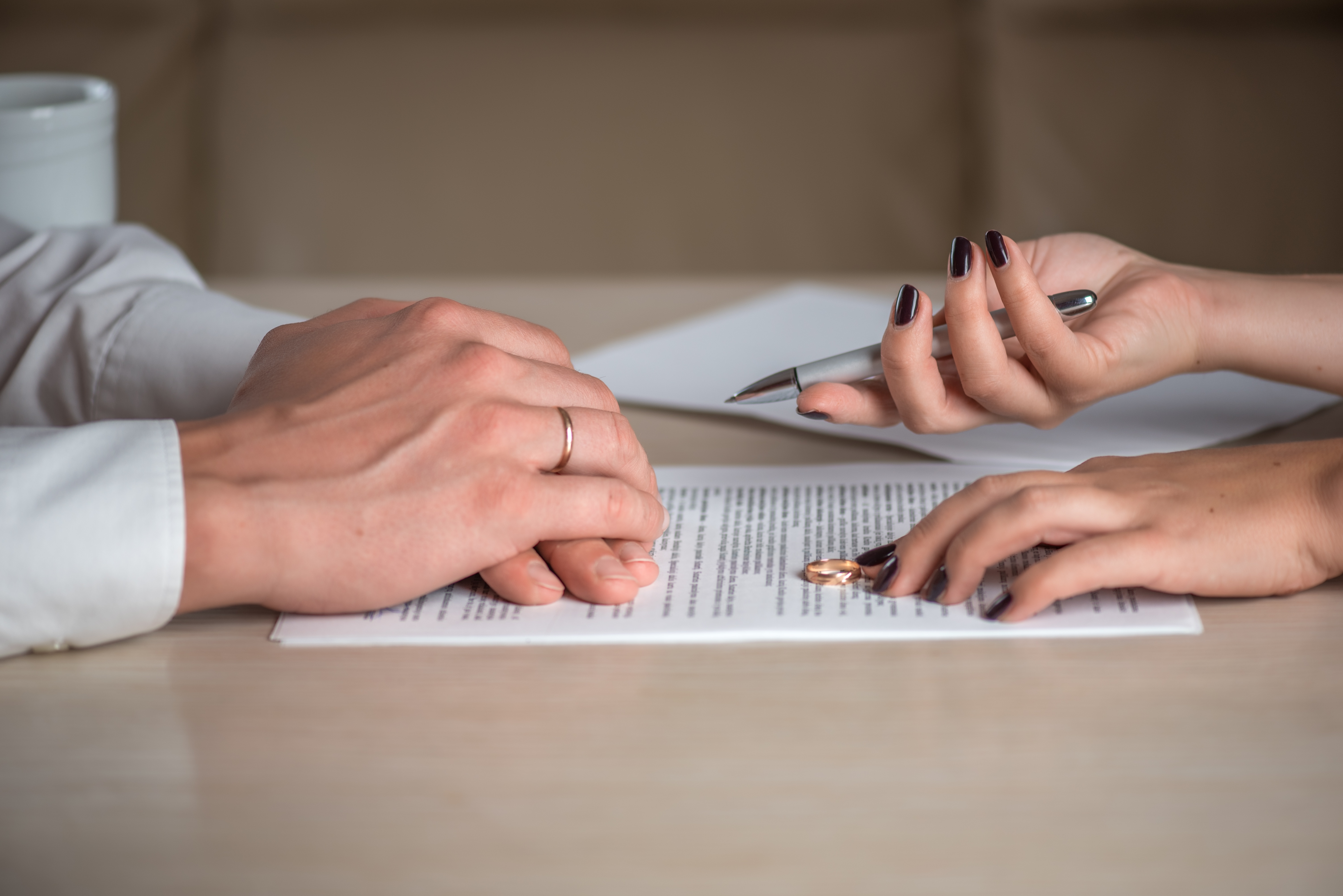 The Reality of Divorce Papers 8 Questions to Ask Yourself Before Signing