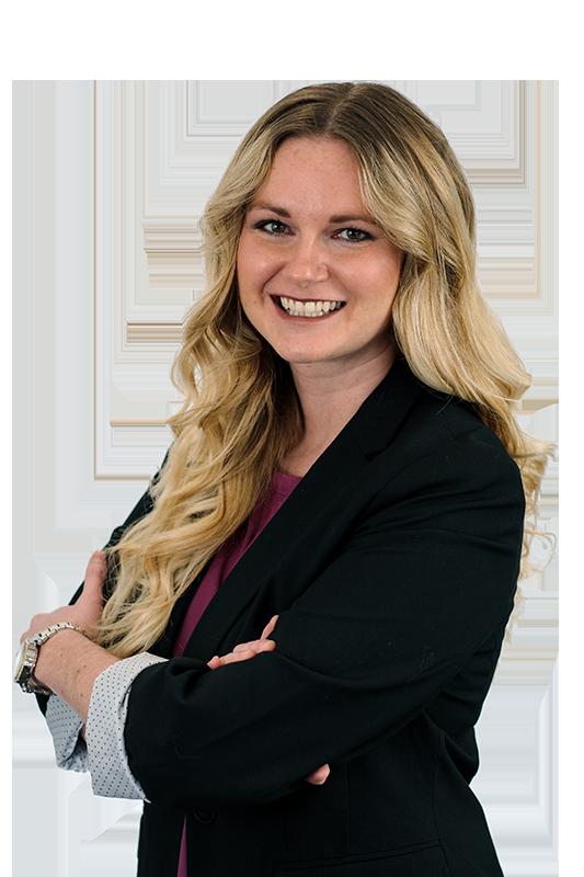 Kelsey Shoen - Legal Assistant