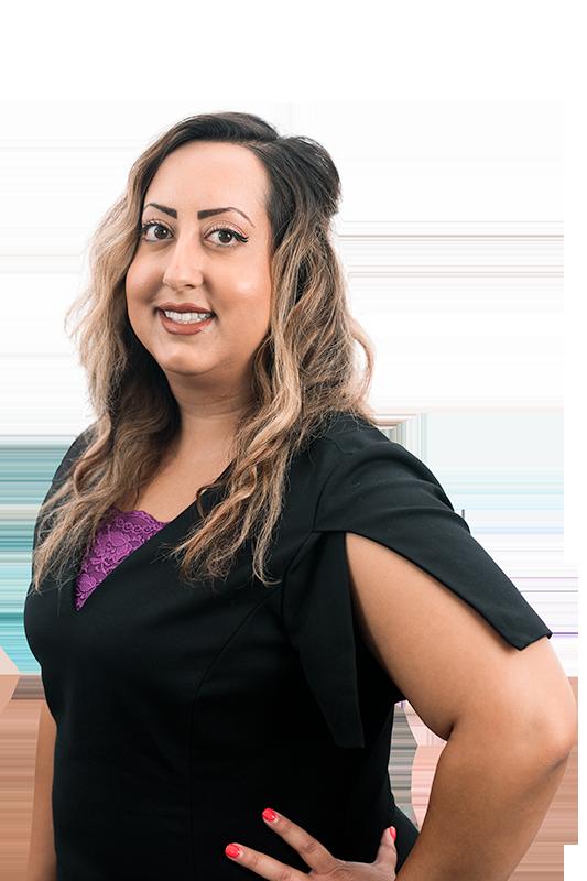 Lilian Al Dehneh - Office Manager