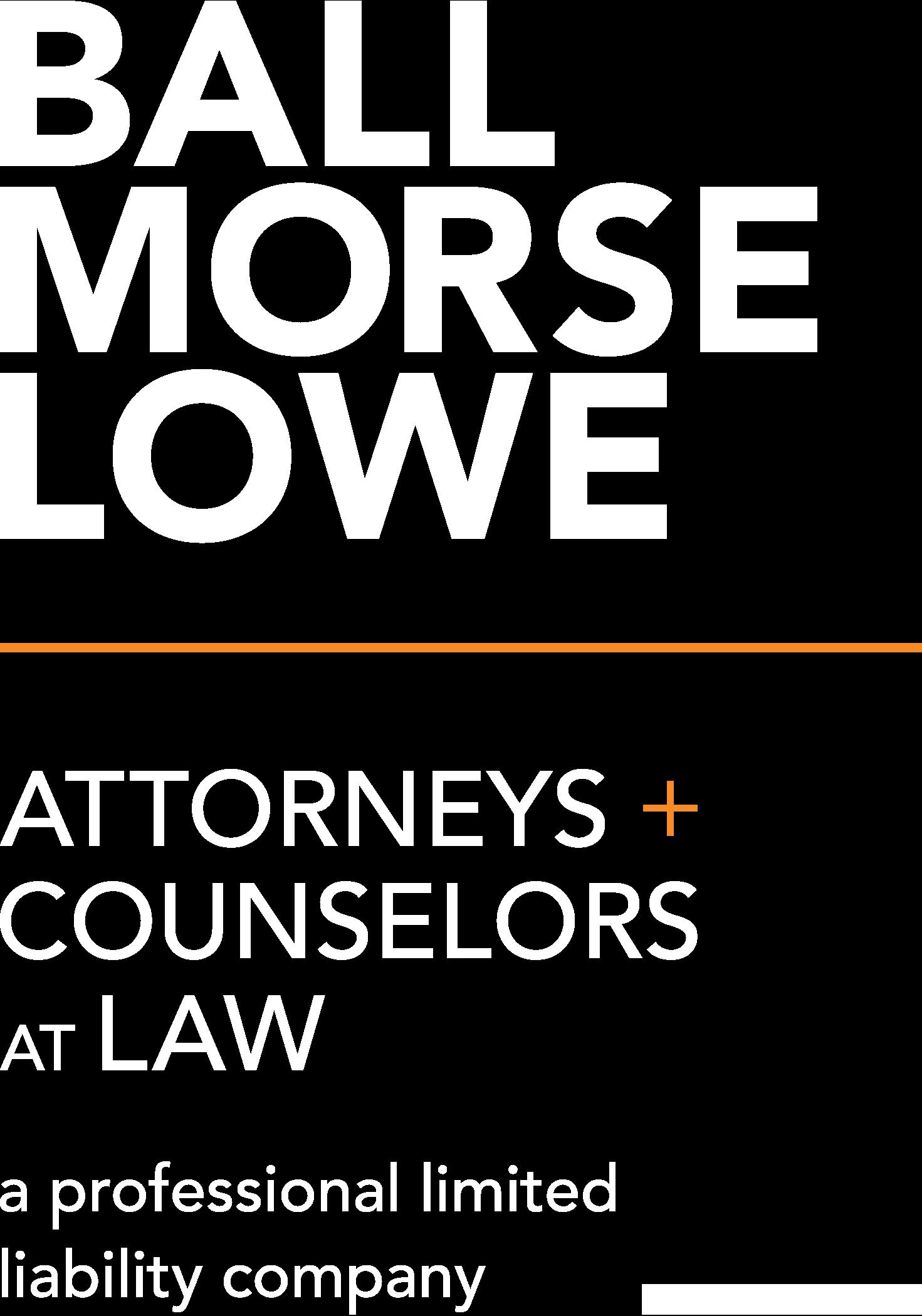 Ball Morse Lowe Logo