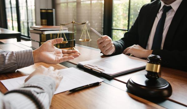 legal meeting